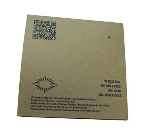 Card Wallet - QR code